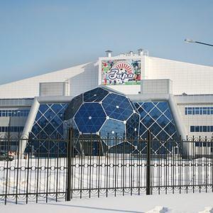 Спортивные комплексы Куртамыша